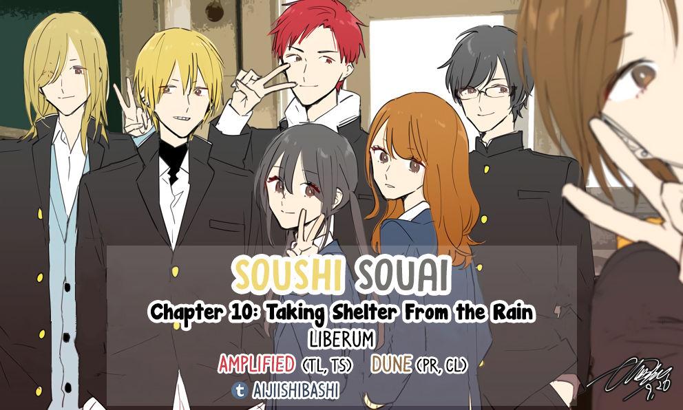 Soushi Souai (Liberum) 10 Page 1