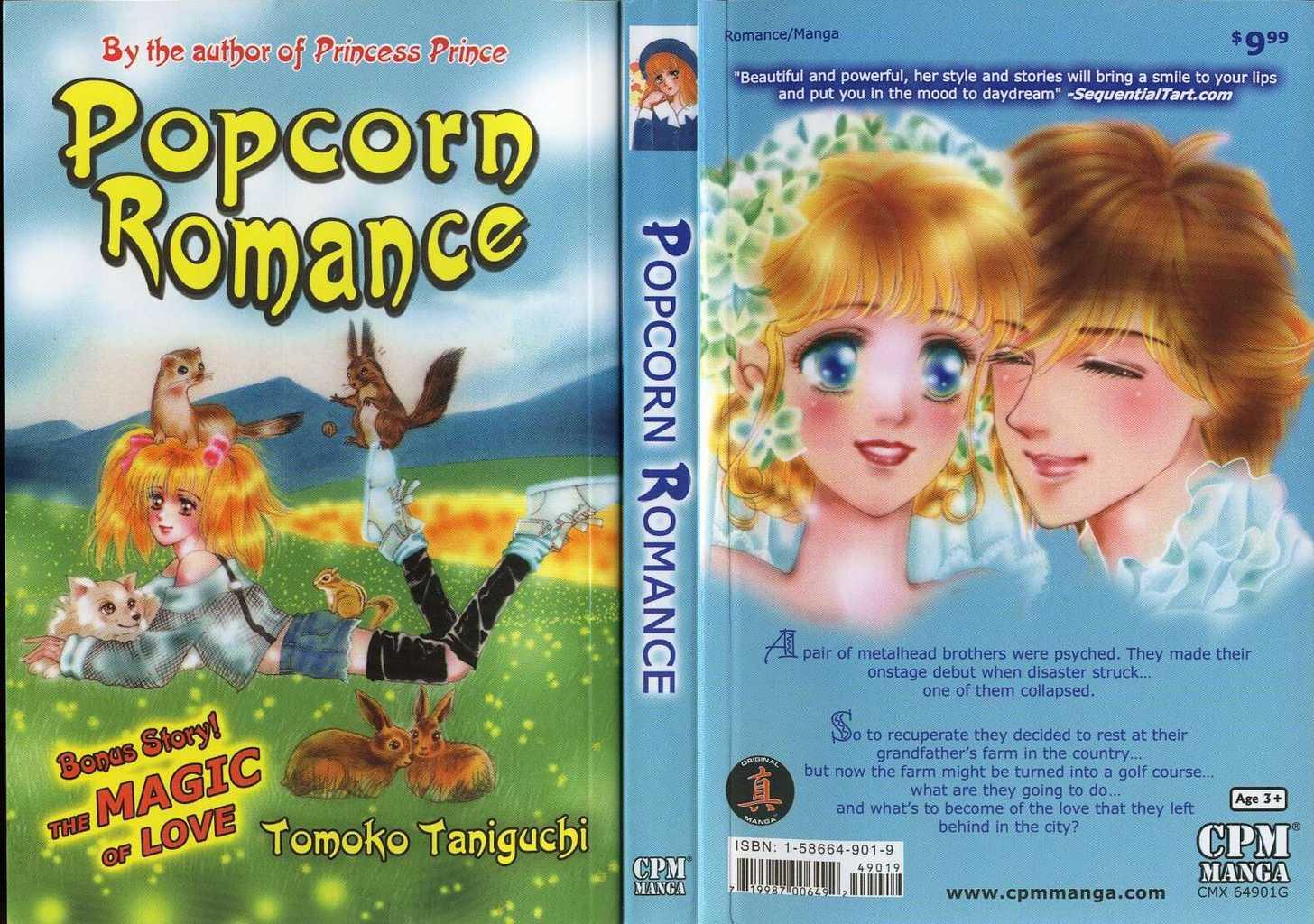 Popcorn Romance 1 Page 1