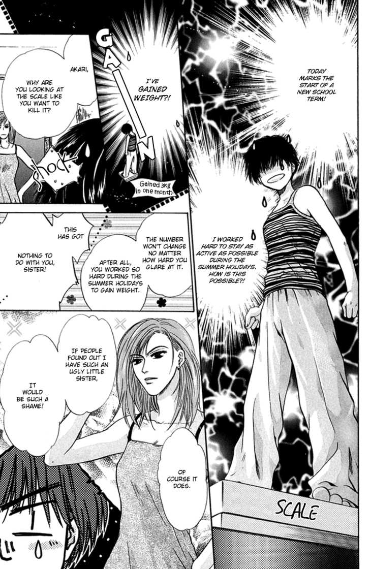 Komatta Toki ni wa Hoshi ni Kike! 24.2 Page 3
