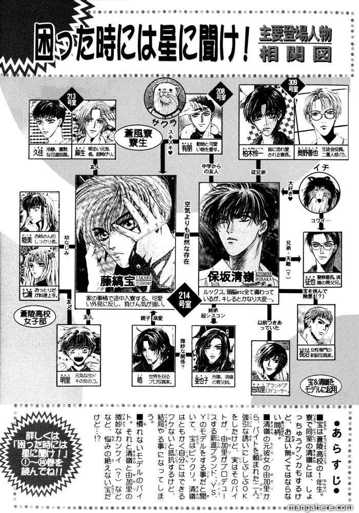 Komatta Toki ni wa Hoshi ni Kike! 41 Page 4