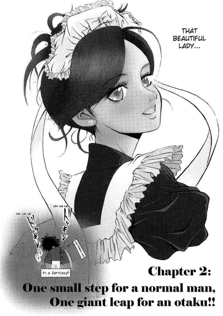 Densha Otoko: Gambare Doku Otoko 2 Page 2