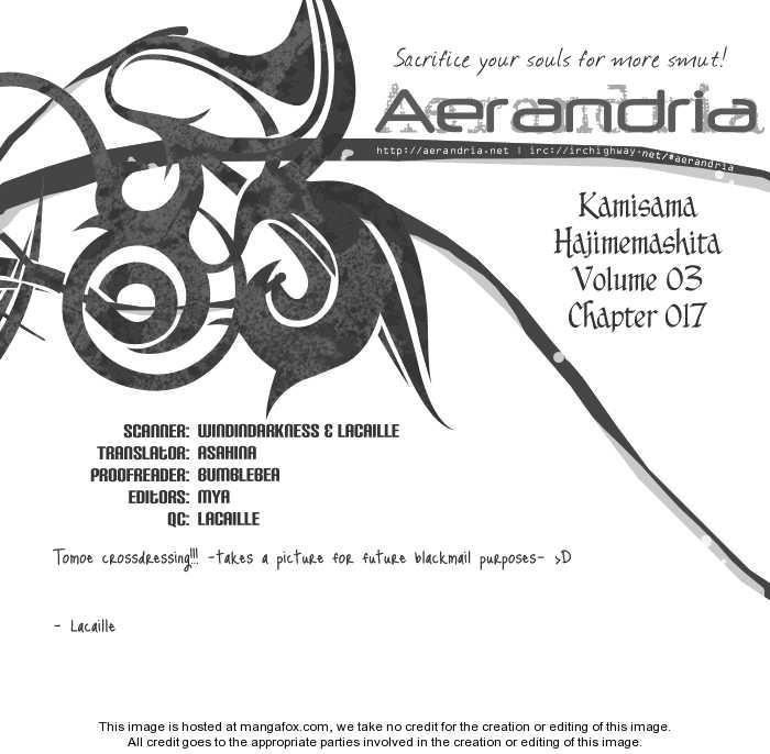 Kamisama Hajimemashita 17 Page 2