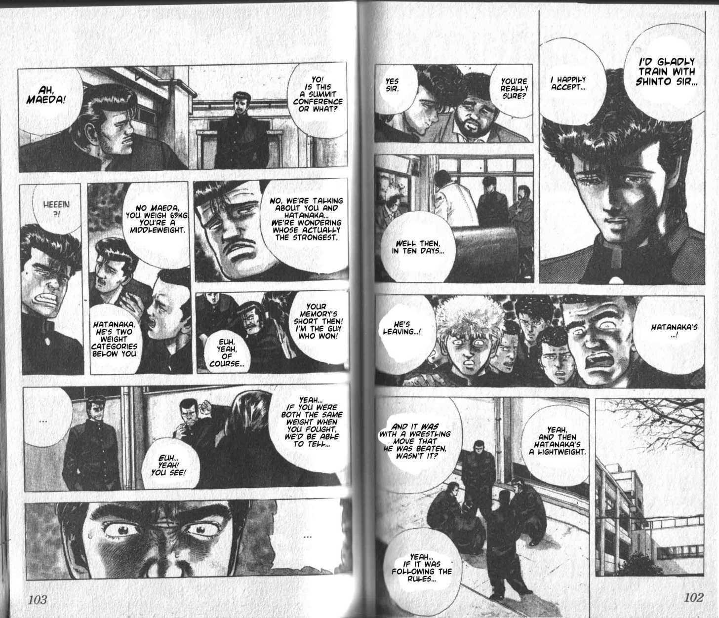 Rokudenashi Blues 34 Page 3
