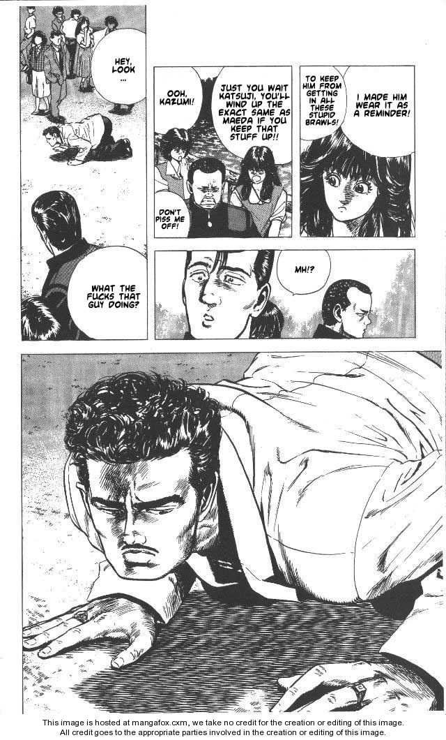 Rokudenashi Blues 51 Page 2