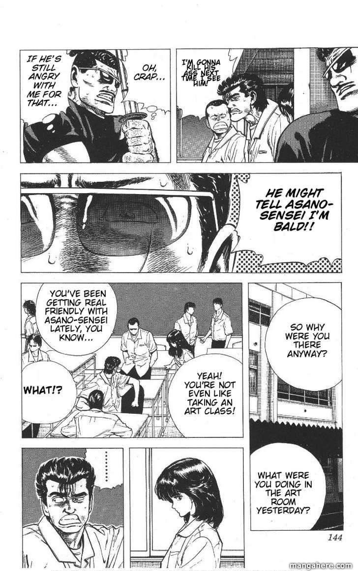 Rokudenashi Blues 66 Page 4