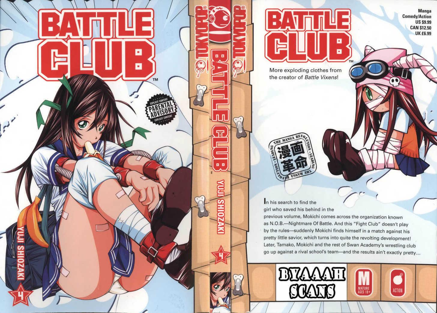 Battle Club 0 Page 1