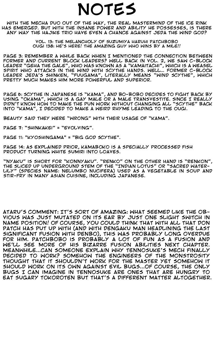 Bobobo-bo Bo-bobo 138 Page 1