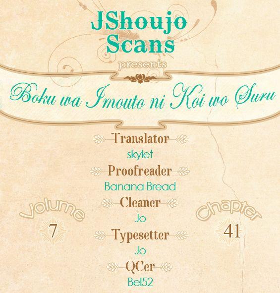 Boku wa Imouto ni Koi wo Suru 41 Page 2