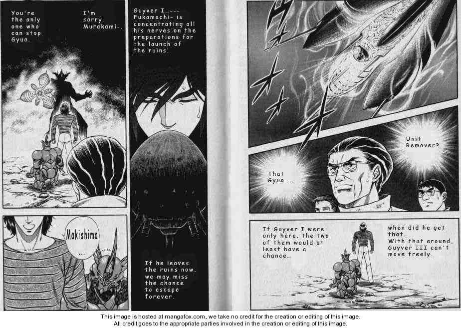 Guyver 50 Page 2
