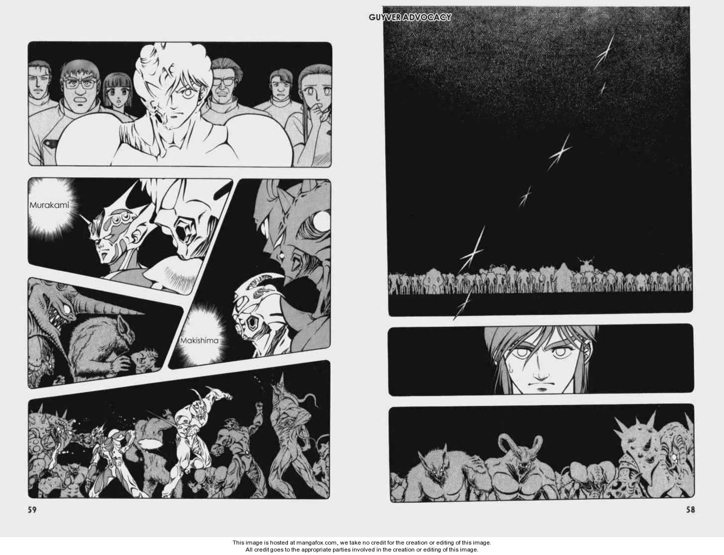 Guyver 60 Page 2