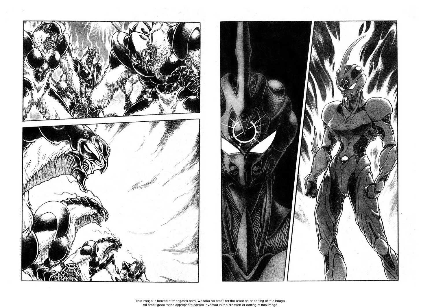 Guyver 0 Page 2