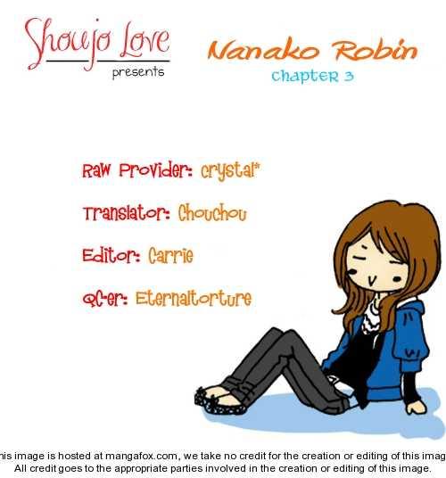 Nanaco Robin 3 Page 1