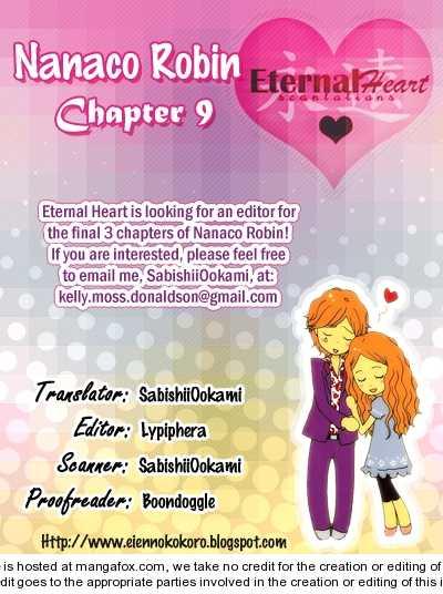 Nanaco Robin 9 Page 1