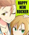 The Idolm@ster dj - Happy New Rocker