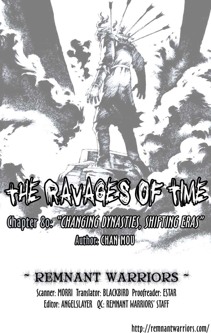 The Ravages of Time 80 Page 2