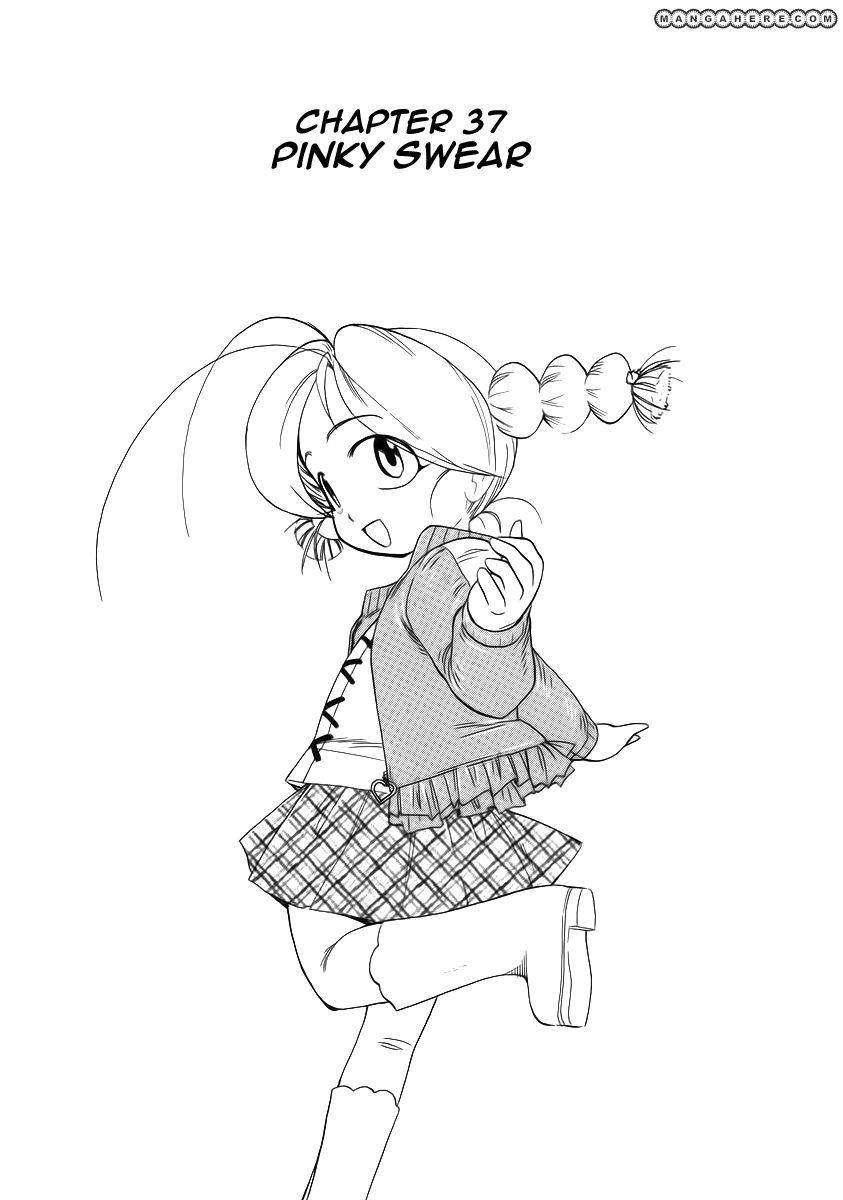 Himawari Youchien Monogatari Aiko Desho! 37 Page 1