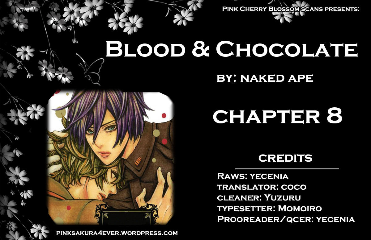 Chi to Chocolate 8 Page 1
