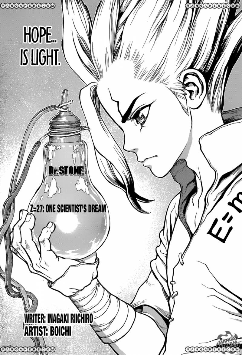 Dr. Stone 27 Page 2