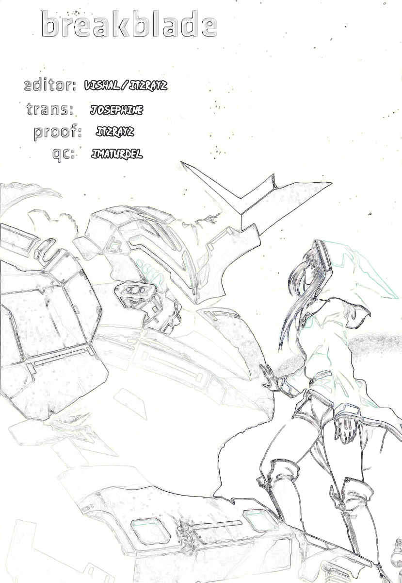 Break Blade 36 Page 1