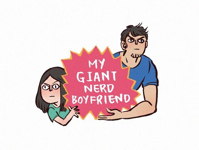 My Giant Nerd Boyfriend 61 Page 1