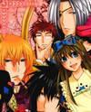Heart no Kuni no Alice - Rosery