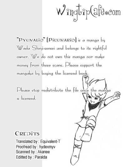 Pygmalio 6 Page 1