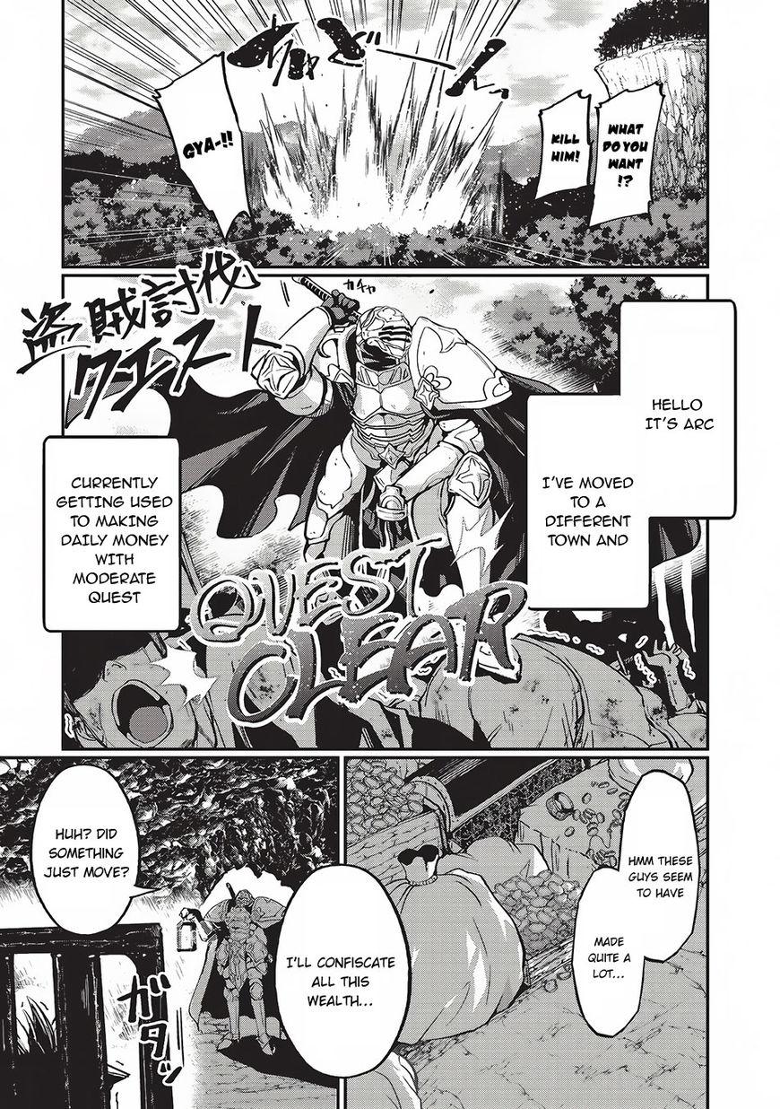 Gaikotsu Kishi-sama Tadaima Isekai e o Dekake-chuu 4 Page 2