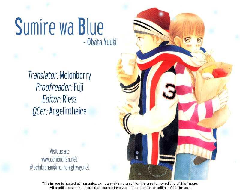 Sumire wa Blue 6 Page 1