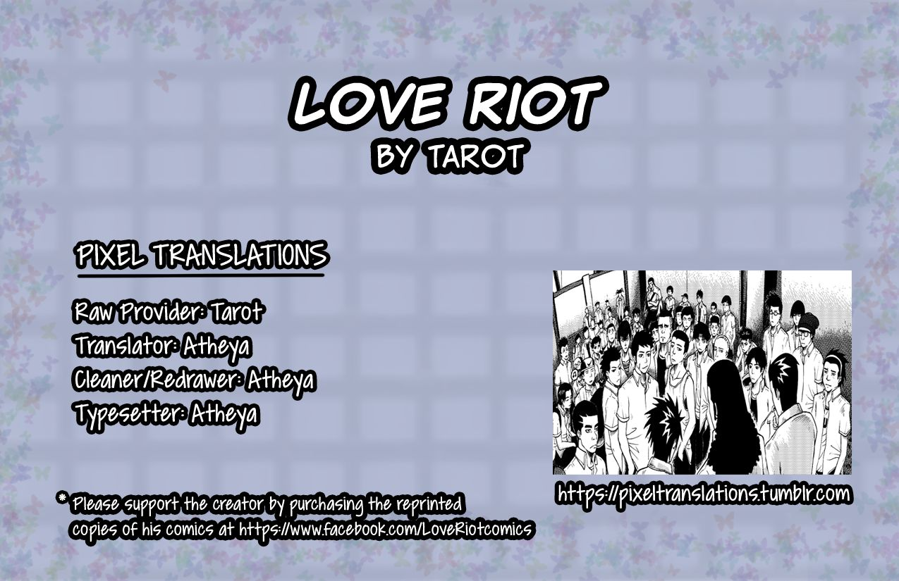 Love Riot 5 Page 1
