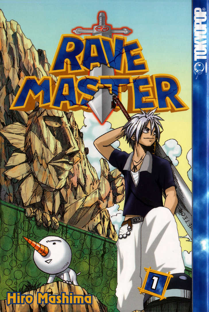 Rave Master 1 Page 1
