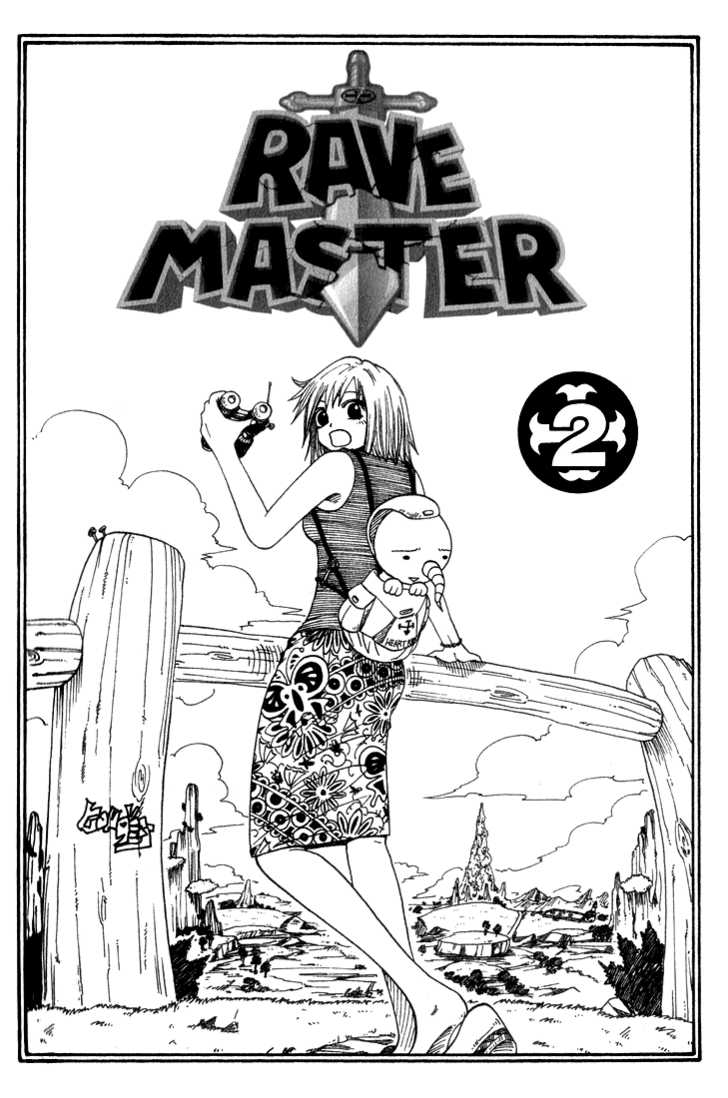 Rave Master 5 Page 2