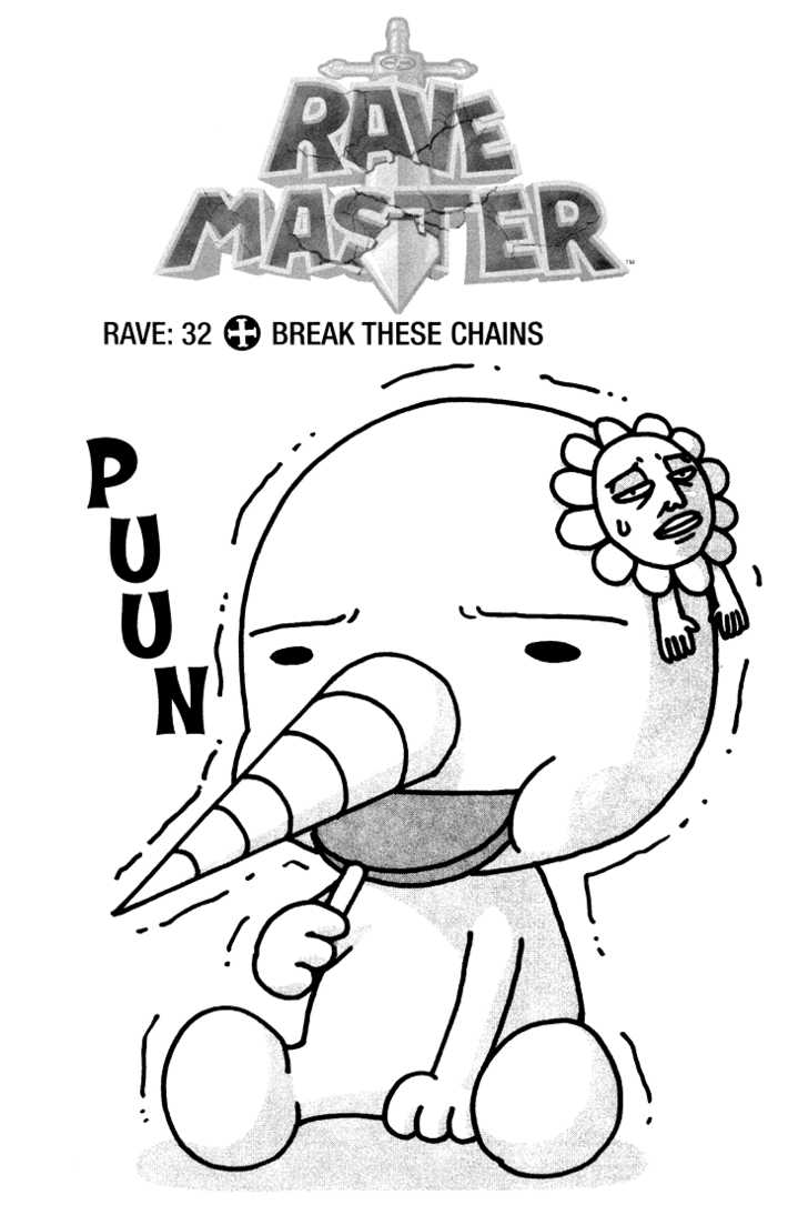 Rave Master 32 Page 1