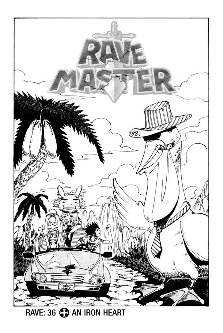 Rave Master 36 Page 1