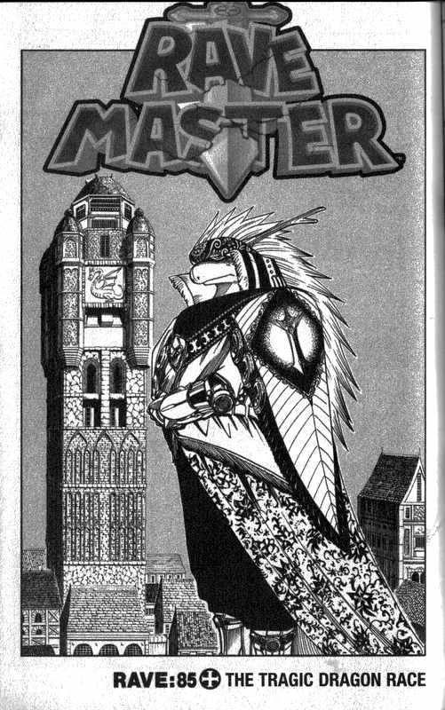 Rave Master 85 Page 1