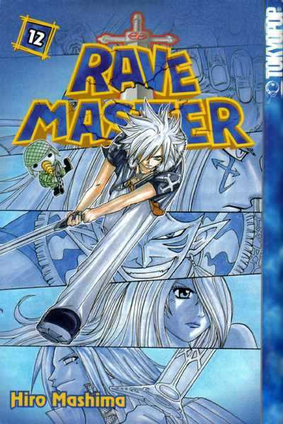 Rave Master 89 Page 1