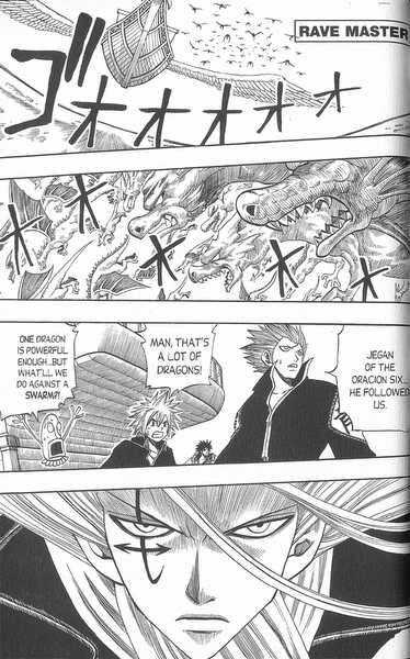 Rave Master 146 Page 1