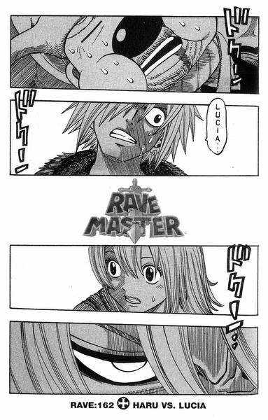 Rave Master 162 Page 1