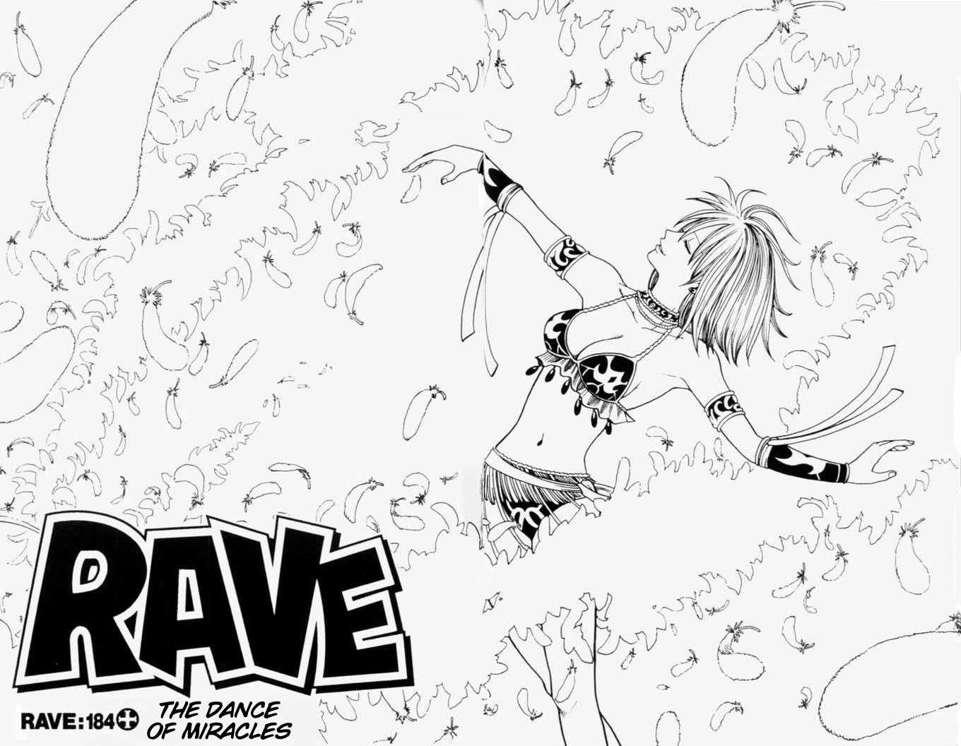 Rave Master 184 Page 1