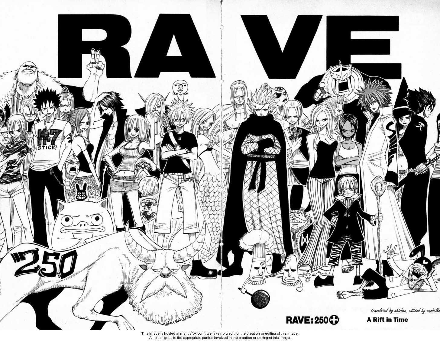Rave Master 250 Page 2
