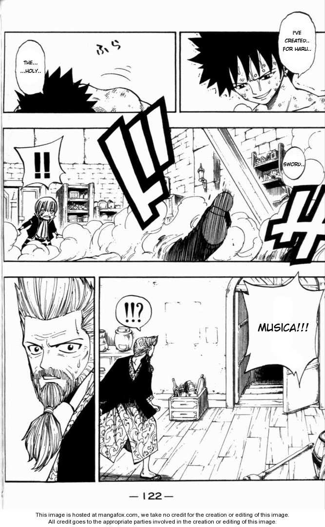 Rave Master 269 Page 1