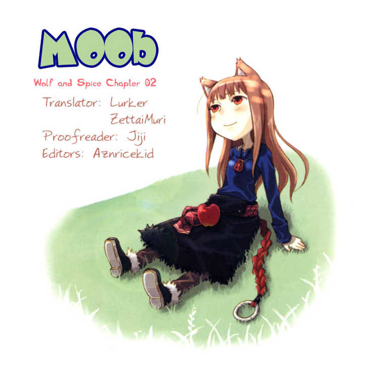 Spice and Wolf 2 Page 1