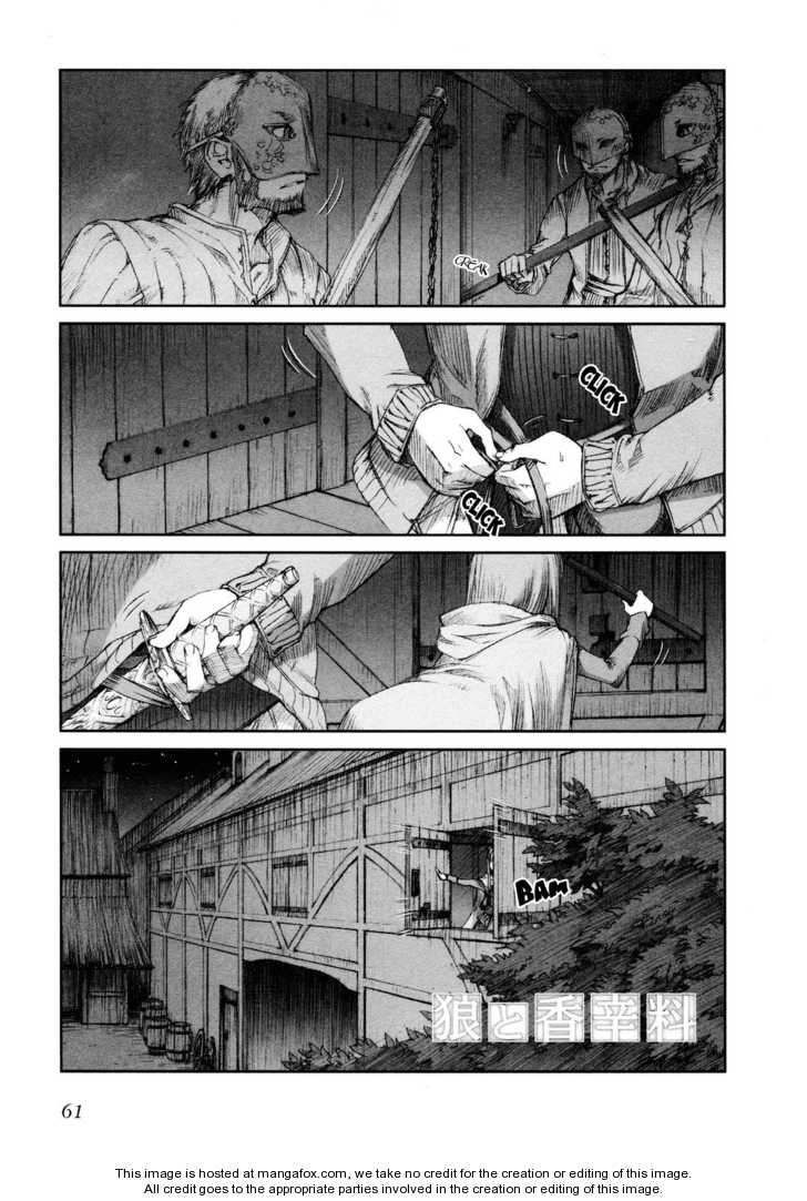 Spice and Wolf 9 Page 2
