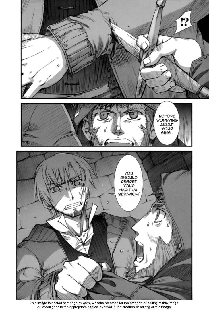 Spice and Wolf 14 Page 2