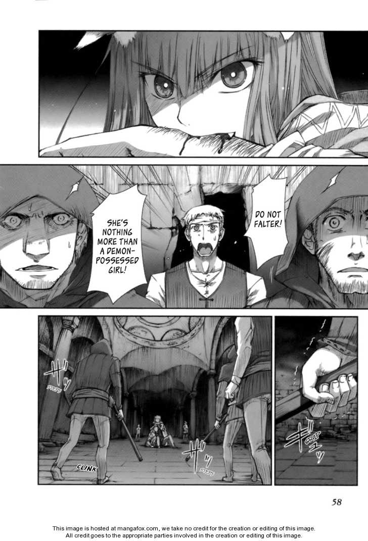 Spice and Wolf 15 Page 2