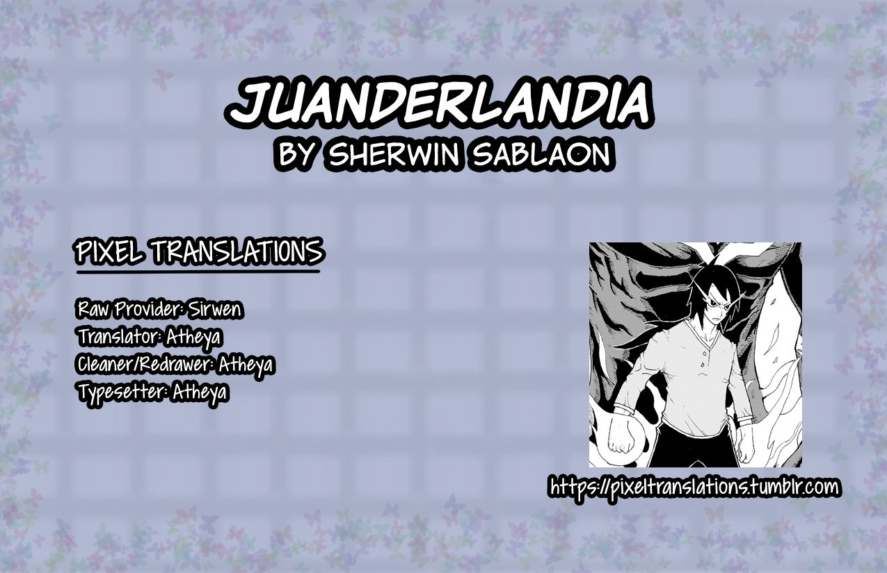 Juanderlandia 3 Page 1