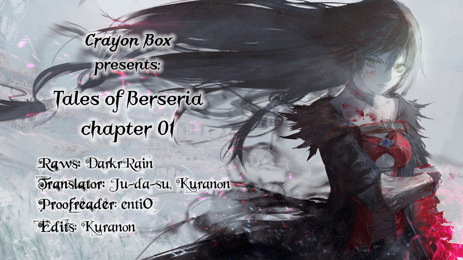 Tales of Berseria 1 Page 1