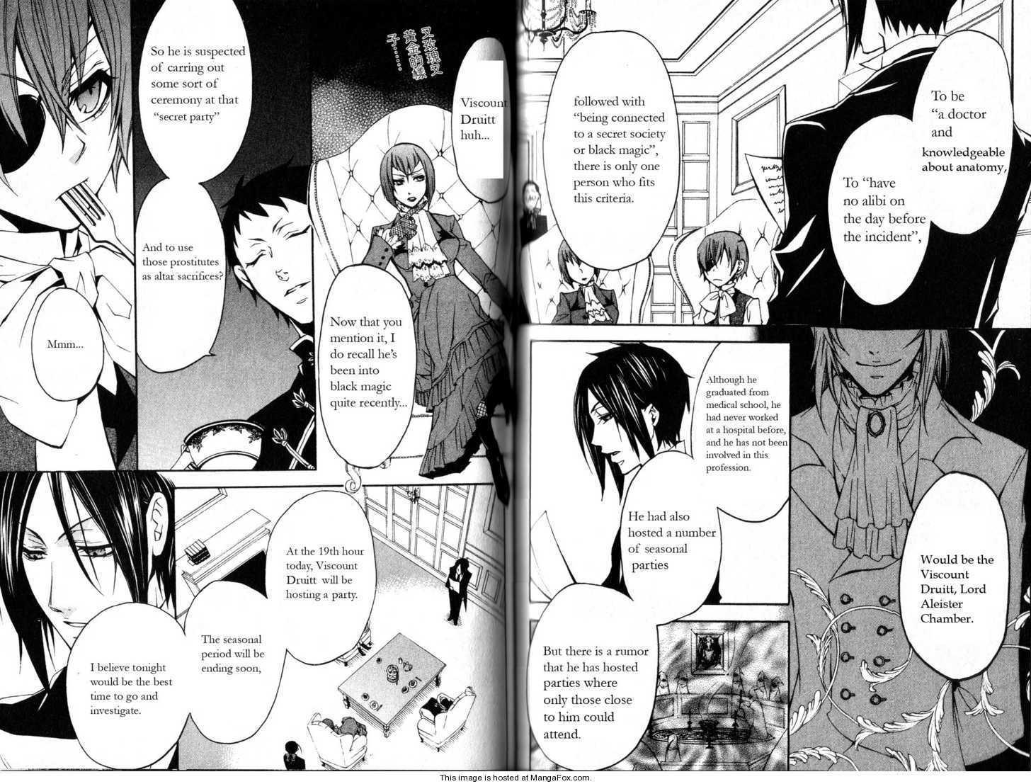 Kuroshitsuji 7 Page 2