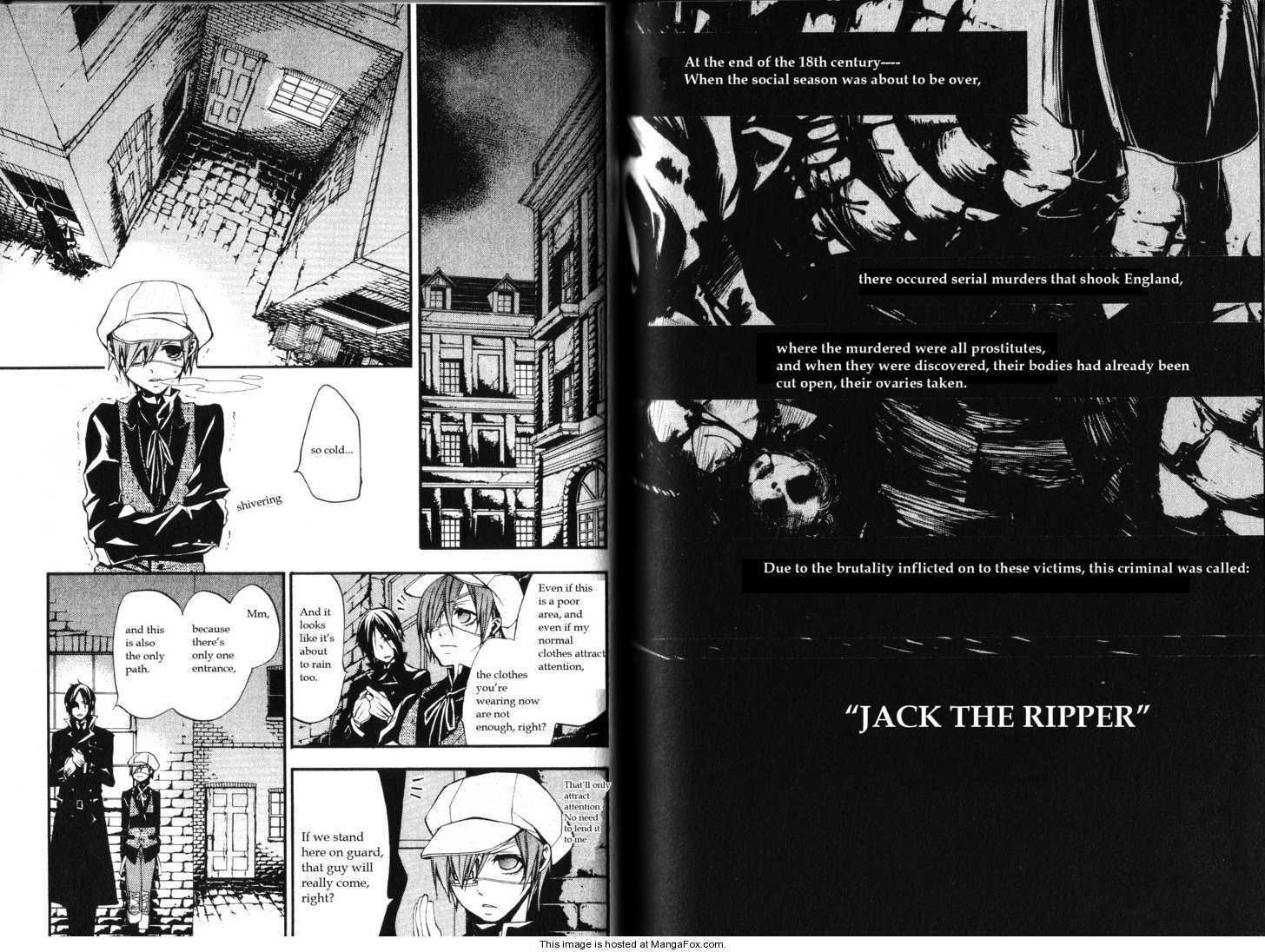 Kuroshitsuji 9 Page 2