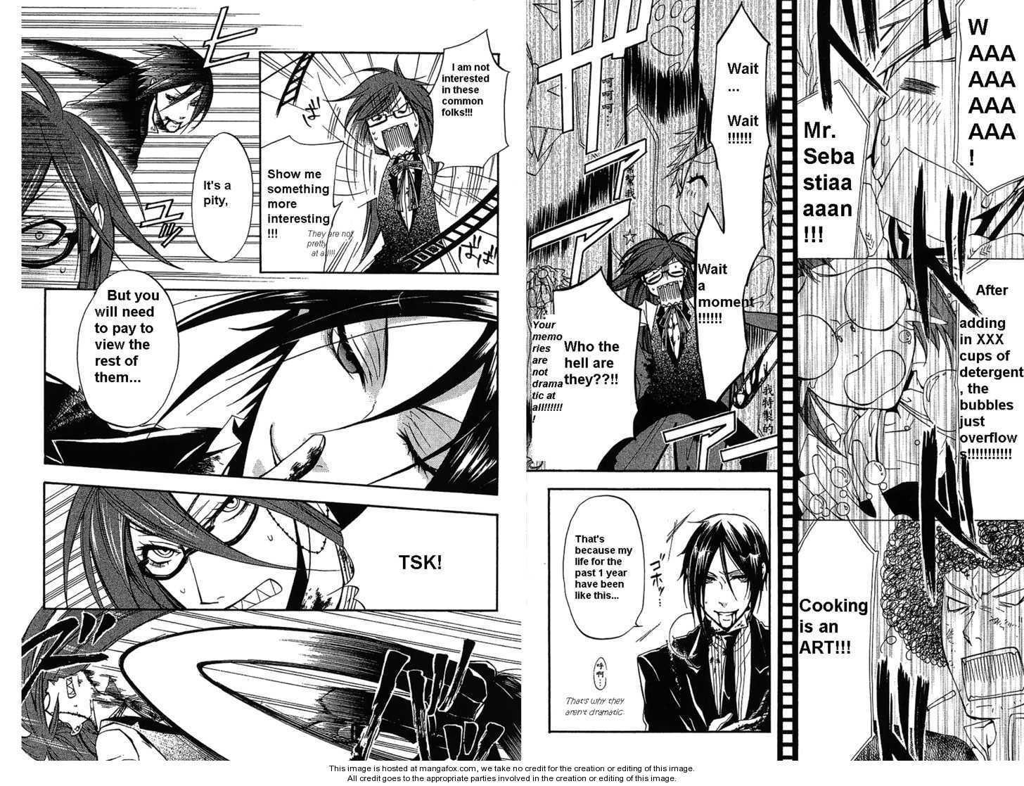 Kuroshitsuji 12 Page 3