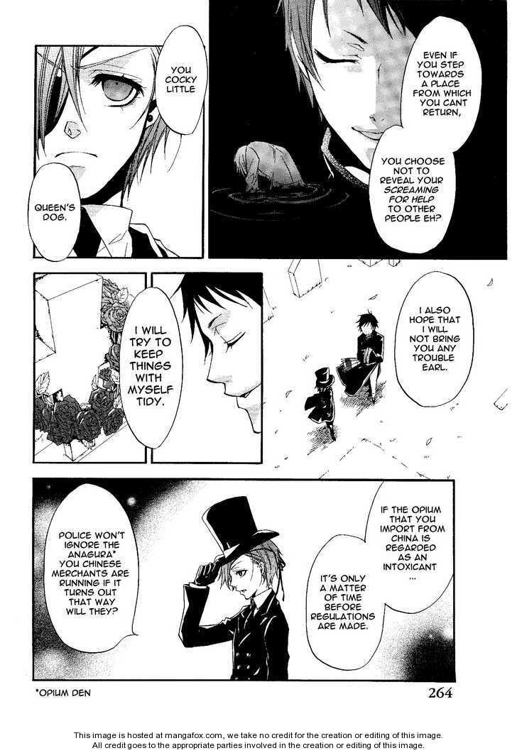 Kuroshitsuji 13.2 Page 1